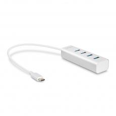Lindy 4 Port USB 3.1 Typ C Hub