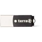 TERRA USThree A+C USB3.1  64GB black Read/Write ~ (2190666)