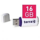 TERRA USThree USB3.0 16GB white Read/Write ~ 110/1 (2191277)